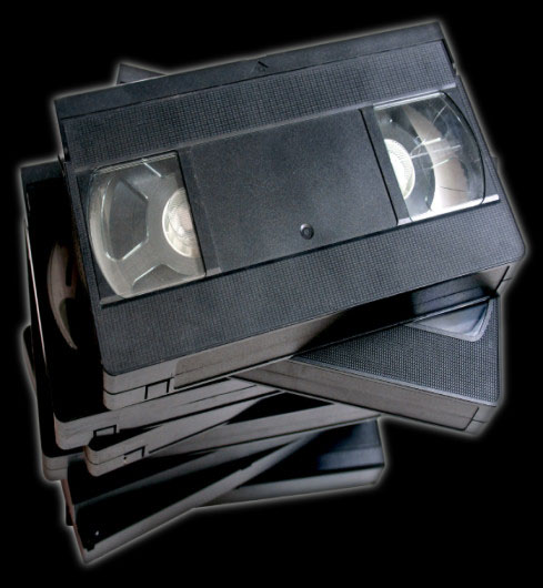 vcr tapes to dvd.